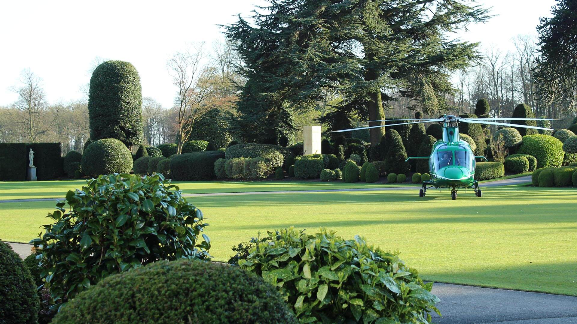 GB Helicopters Luxury Helicopter Charters